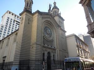 Eglise dans San Telmo