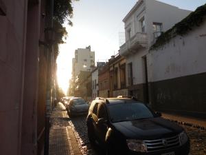Rue du quartier de San Telmo