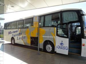 Comment aller de l'aéroport Ezeiza au centre ville de Buenos Aires ?