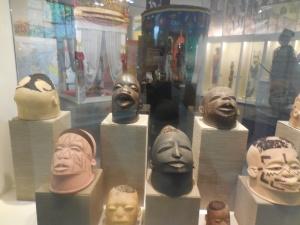 Le musée Afro Brésilien de Sao Paulo