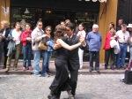 La danse en Argentine