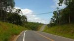 Sur la route entre Rio et Salvador