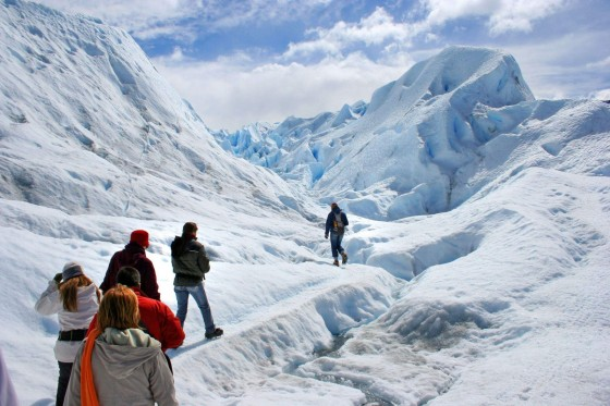 glacier petiot moreno