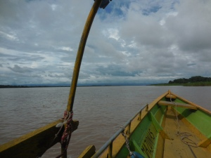 Expédition dans la jungle Amazonienne