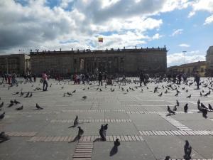 Mes impressions sur Bogota