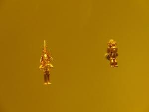 Le musée de l'or de Bogota