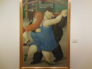 Le musée Botero de Bogota