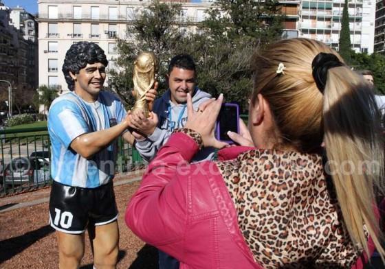 La passion du football en Argentine