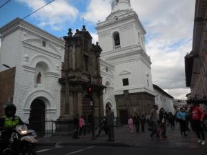Mes impressions sur Quito en Equateur