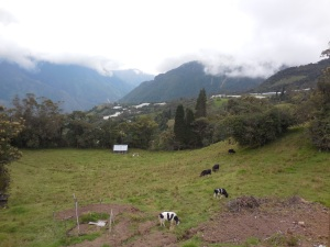 Baños en Equateur : Un village au milieu des montagnes