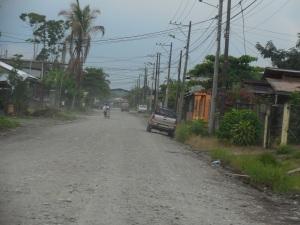 Mon séjour chez José Javier dans la partie Amazonienne de l'Equateur