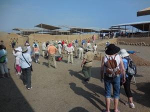 Trujillo et les ruines Chan Chan