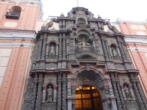 Lima, la capitale du Pérou