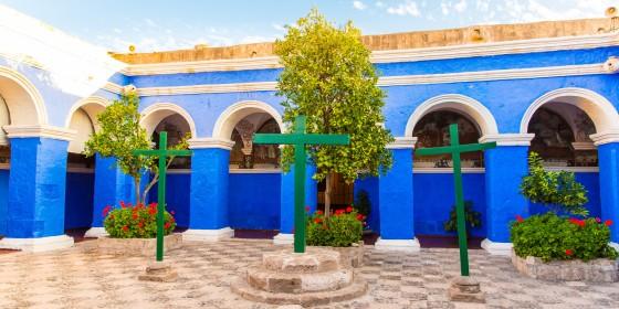 Arequipa : La cité blanche